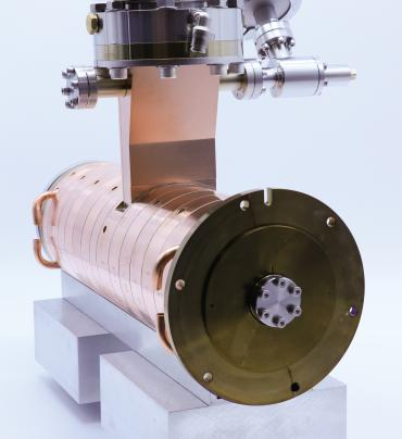 linac-oriatron-focal spot-non destructive testing- pmb-inspection